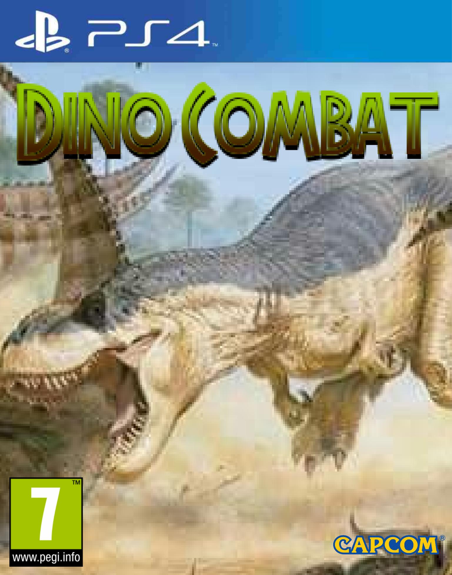 Dino Combat