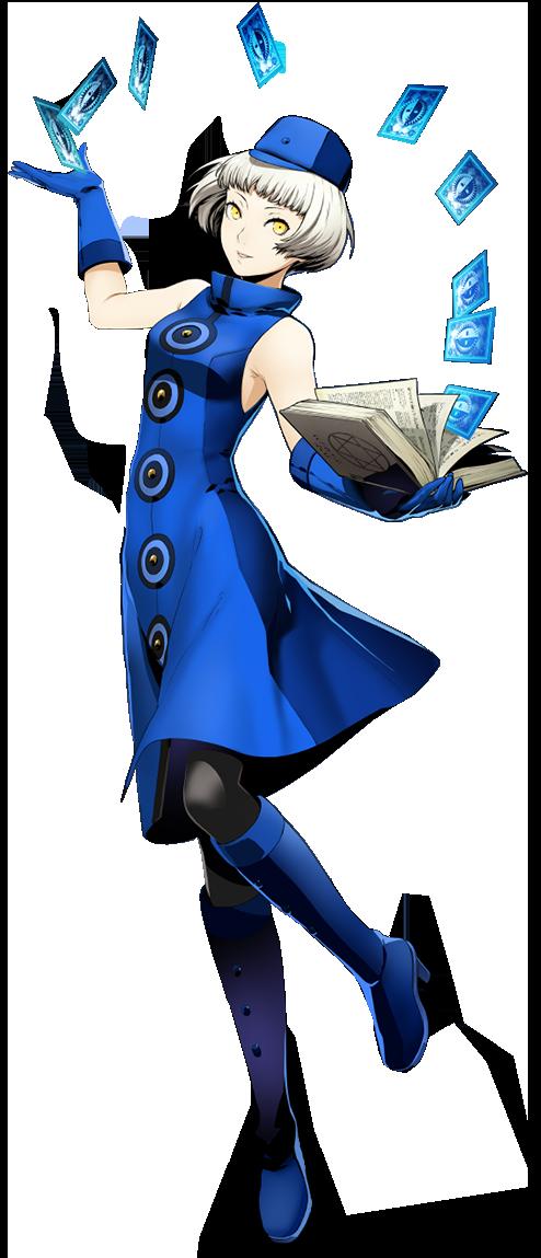 Elizabeth (Persona)
