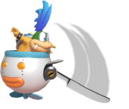 0.3.Larry Koopa using a Knife