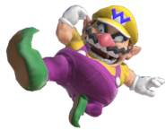 1.8.Wario's Arial Kick