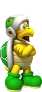 Hammer Bro from Super Mario World Deluxe