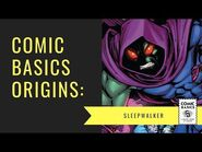 Sleepwalker - Comic Basics Origins