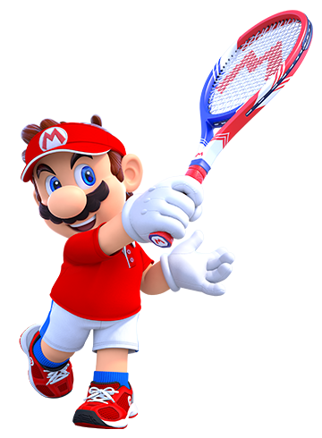 Mario Tennis Something