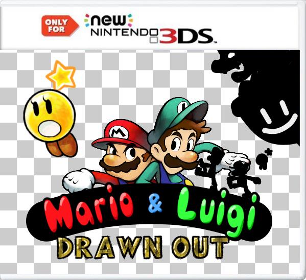 Mario & Luigi: Drawn Out