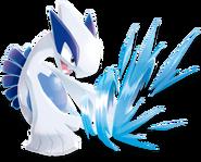 Pokemon Rumble SP - Lugia
