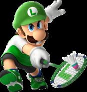 MSOGT Luigi Badminton
