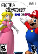 Mario Singalong Boys vs Girls!