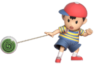 0.10.Ness swinging his Yo-Yo backwards