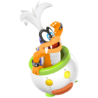 ACL - SSBSwitch recolour - Iggy Koopa