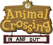 Animal Crossing - In and Out - Logo