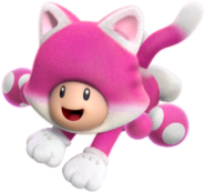 Cat Toadette