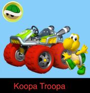 Koopa in Mario Kart Ultime
