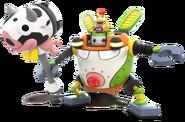 Mecha Jr. - Mario Rabbids Kingdom Battle