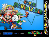 Super Mario World 3: Back to the Island