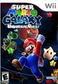 Super Mario Galaxy Universal Quest Boxart