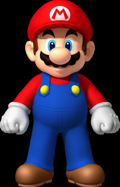 Mario Fighters 3D