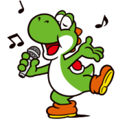 2D Band Yoshi