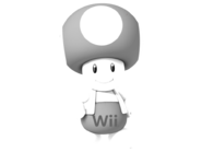 Wii Toad