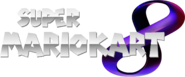 Super Mario Kart 8 logo