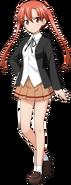 GuP Emi Nakasuga school uniform