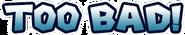 TooBadLogoM&LSQ