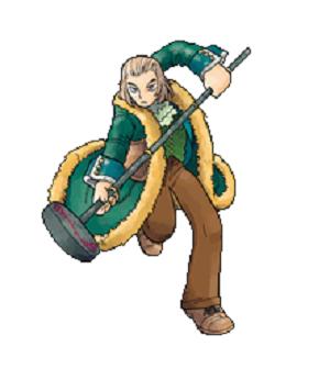 Vince (Lucario's Quest)