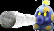 Octoomba Shooting Stone