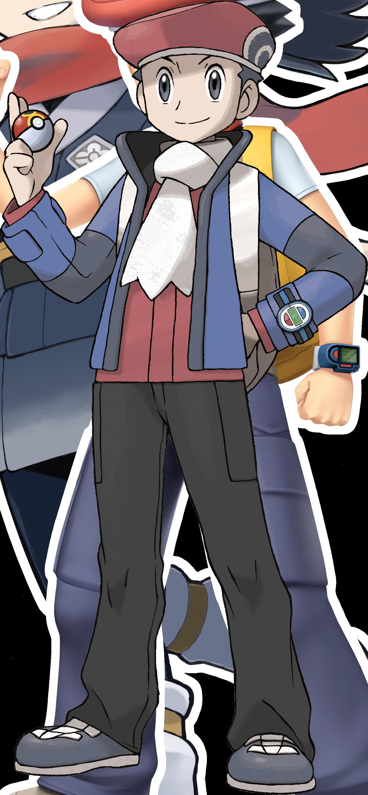 Lucas (Pokémon)