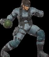 0.15.Snake Holding a Grenade