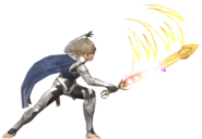 2.5.Male Corrin swinging his sword