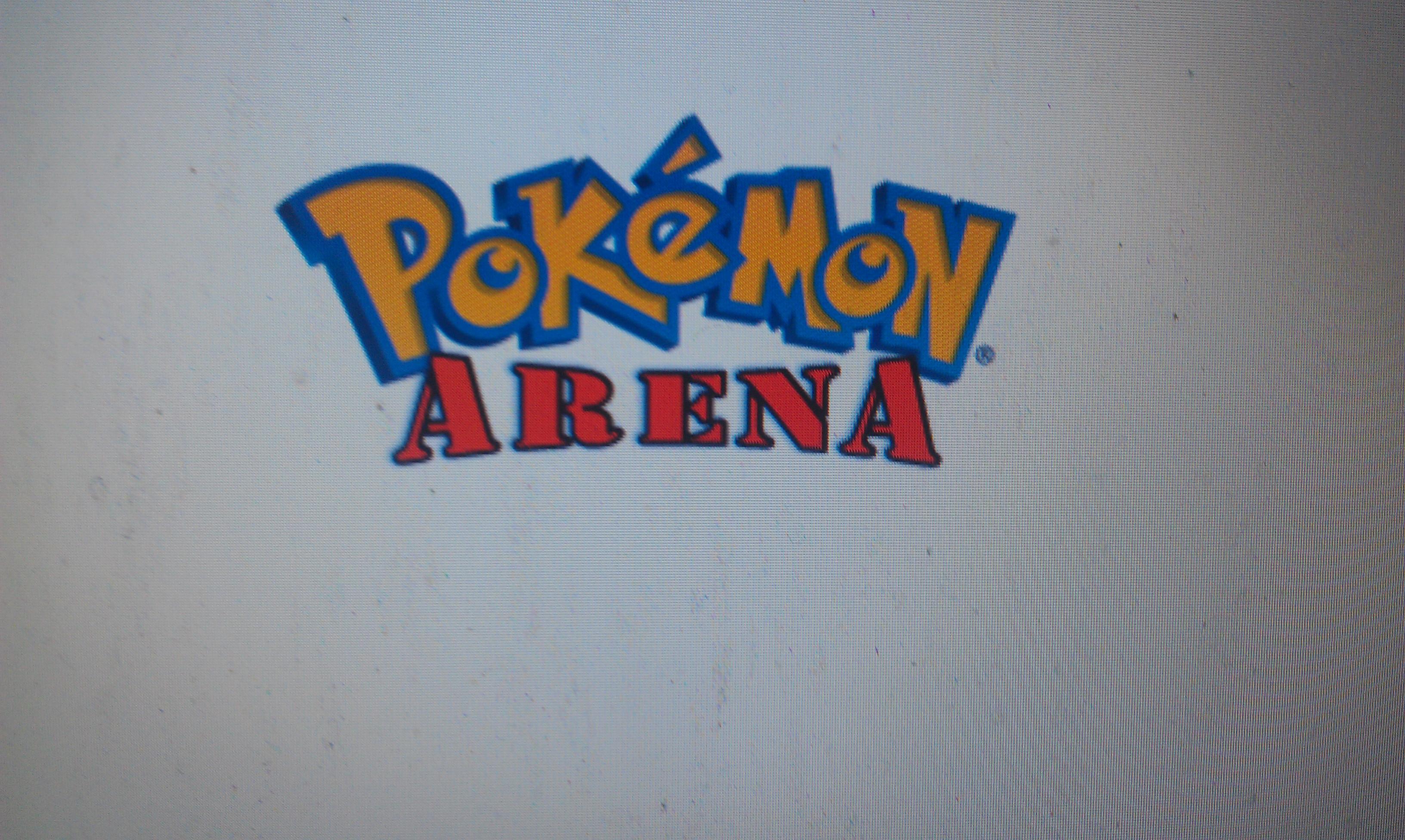 Pokémon Arena