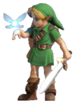 1.4.Young Link and Navi