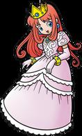 200px-Princess Shokora Artwork - Wario Land 4