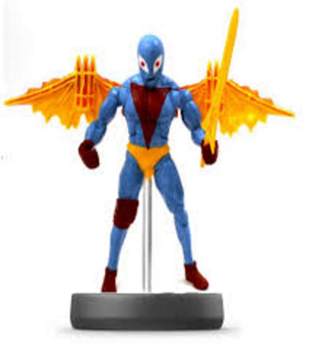 Amiibo/Non-Specific Action Figure