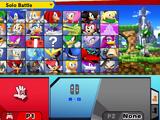 Sonic Collision