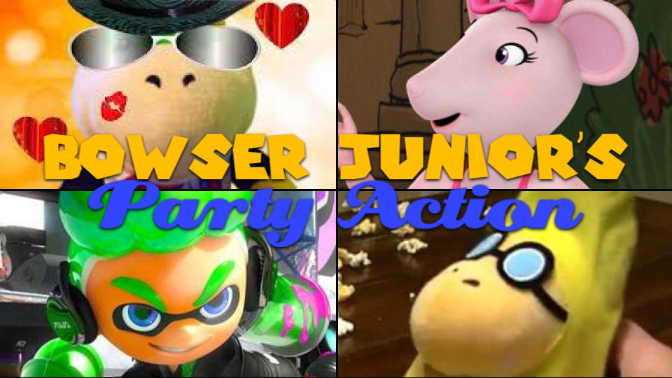 Bowser Junior's Party Action