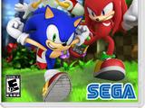Sonic Heroes X