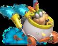 0.5.Lemmy Koopa's Clown Kart Drifting