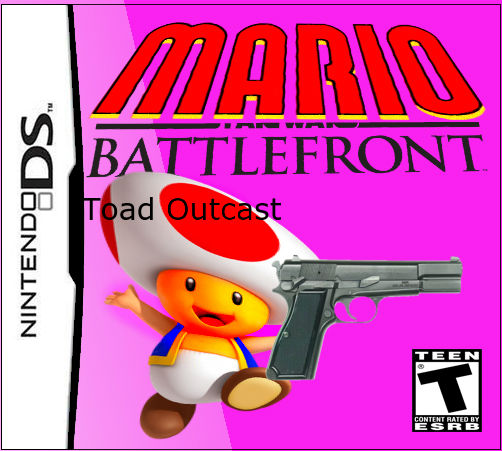 Mario Battlefront: Toad Outcast