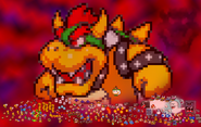 Bowser and his Army