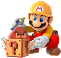 Super Mario Maker - Mario Artwork 01 v2.png