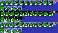 Wart Sprits NES