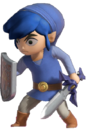 5.TH Blue Toon Link 1