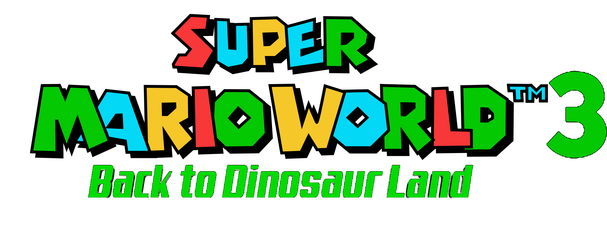 Super Mario World 3: Back to Dinosaur Land