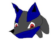 Lucario head