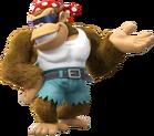 Funky Kong - Mario Kart X