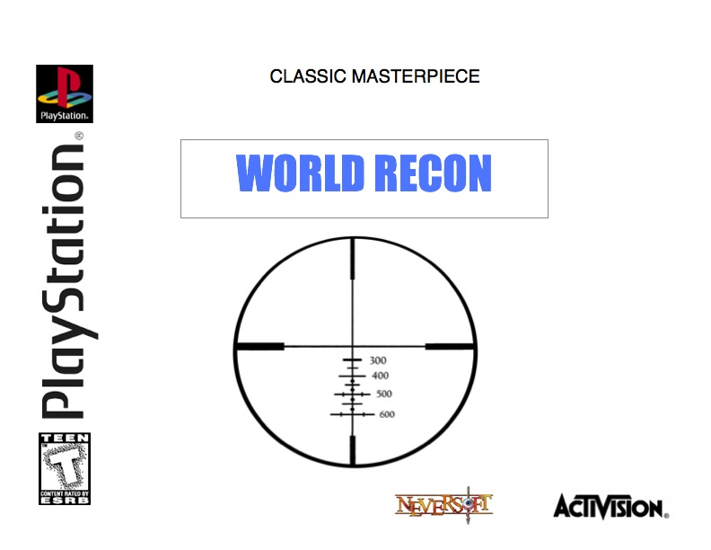 World Recon (1999 video game)