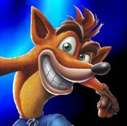 HOTH Crash Bandicoot