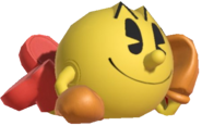 0.5.Pac-Man laying down
