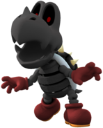 Dark Bones New Render by Pokerninja2